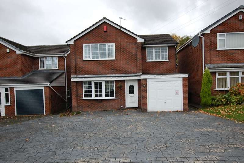 4 Bedrooms Detached House for sale in Southwell Gardens, Ashton-Under-Lyne, OL6