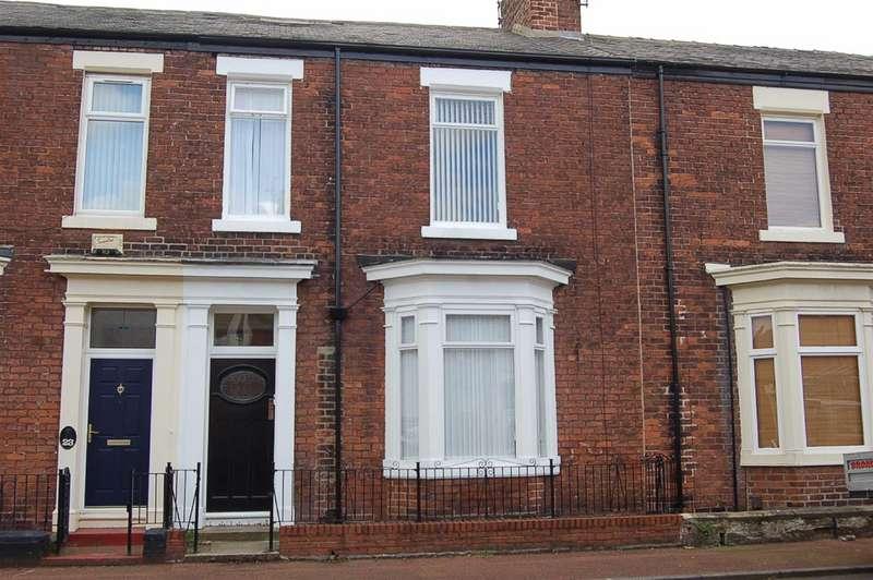 2 Bedrooms Flat for rent in Ennerdale, Ashbrooke, Sunderland