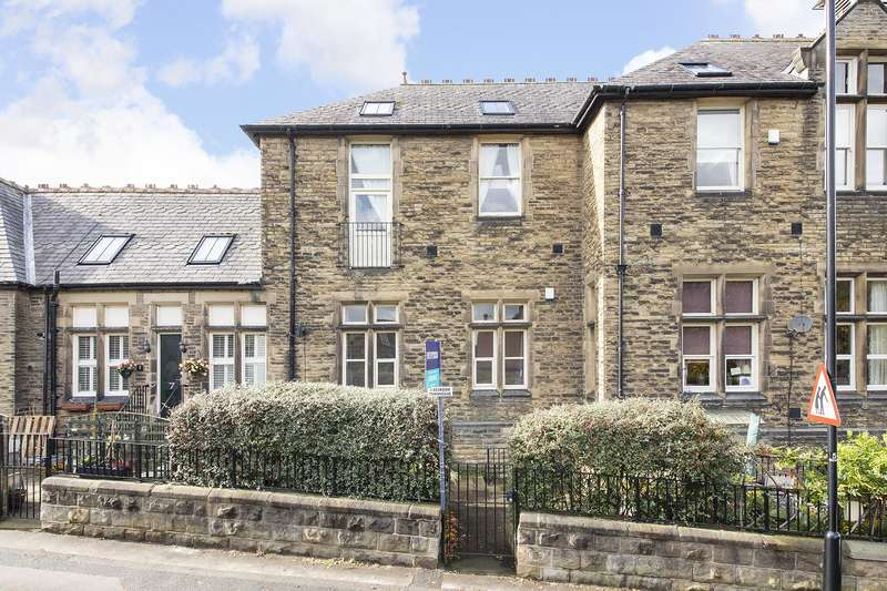 4 Bedrooms Town House for rent in All Saints Court, Manor Street, Otley, LS21
