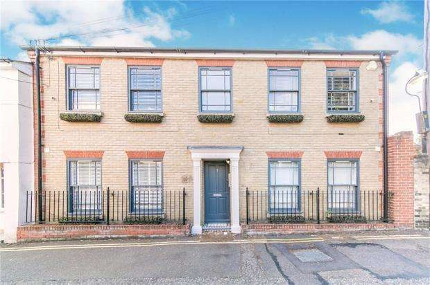 1 Bedroom Apartment Flat for sale in Church Walk, Colchester, Essex