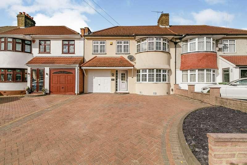 4 Bedrooms Semi Detached House for sale in Okehampton Crescent, Welling, DA16