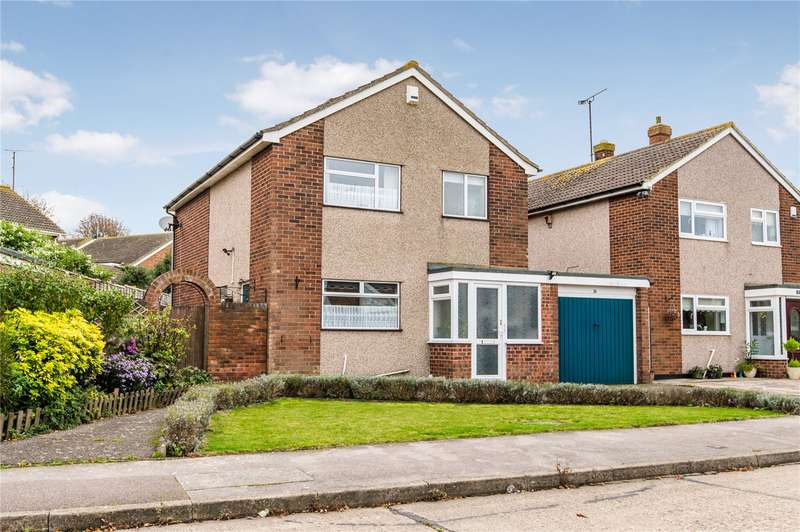 3 Bedrooms Detached House for sale in Whitehall Road, Great Wakering, SS3
