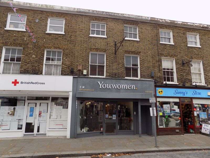 2 Bedrooms Property for sale in Broadway, Sheerness