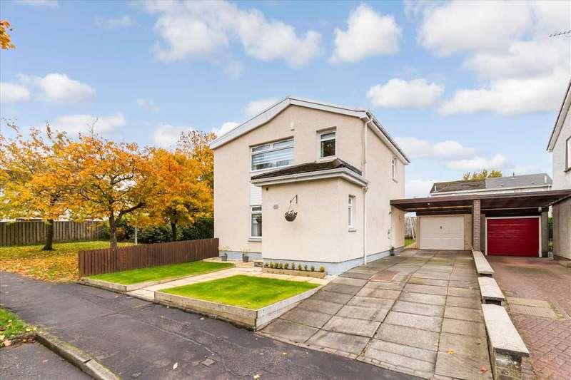 3 Bedrooms Detached House for sale in Mossbank, Mossneuk, EAST KILBRIDE