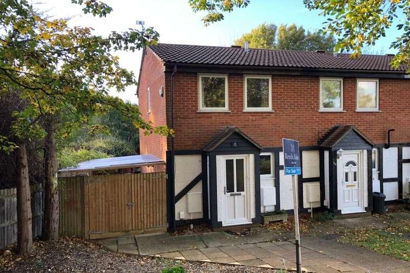 2 Bedrooms Property for sale in Heritage Road, Walderslade, Chatham, ME5