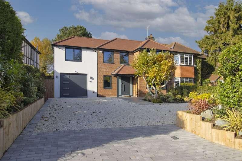 4 Bedrooms Semi Detached House for sale in Loom Lane, RADLETT