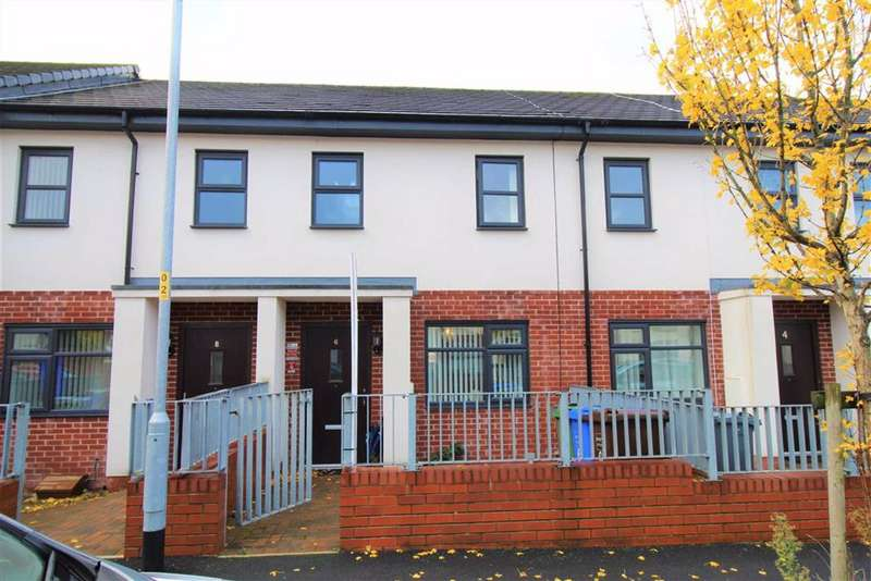 2 Bedrooms Terraced House for sale in Trautmann Close, Manchester
