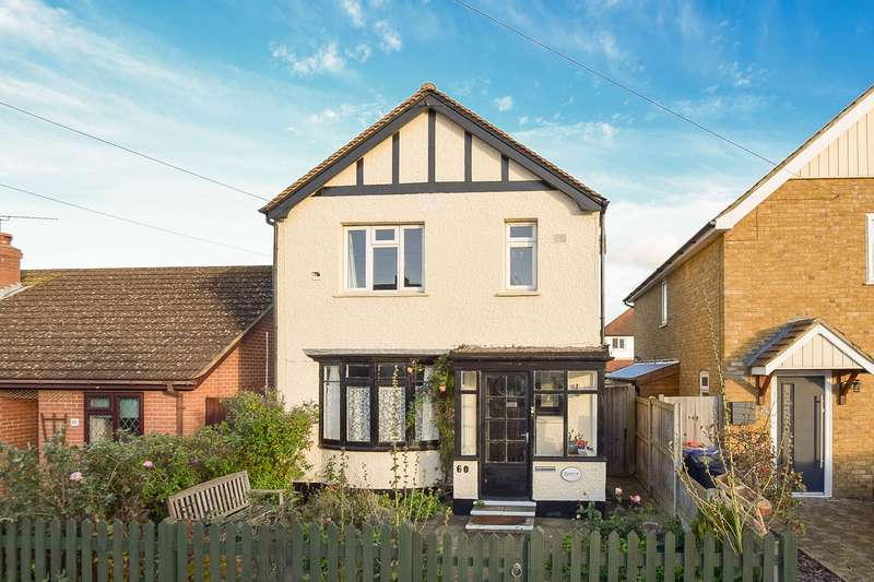 3 Bedrooms Detached House for sale in Oxenden Park Drive, Herne Bay