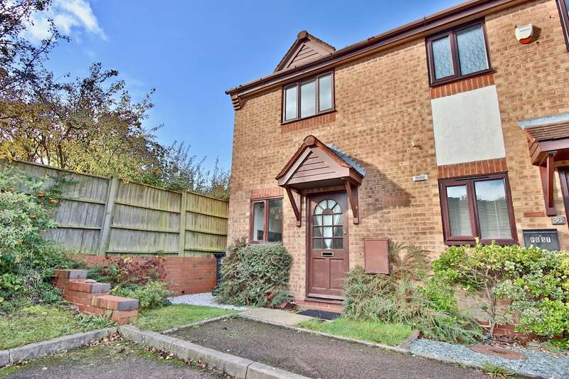 2 Bedrooms End Of Terrace House for rent in Oaklands, Worcester, WR5