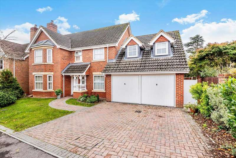 4 Bedrooms Property for sale in Denning Mead, Andover, Andover