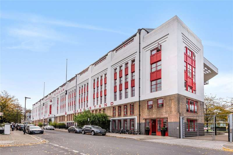 2 Bedrooms Hotel Commercial for rent in Eaststand Apartments, Highbury Stadium Square, Highbury, London, N5