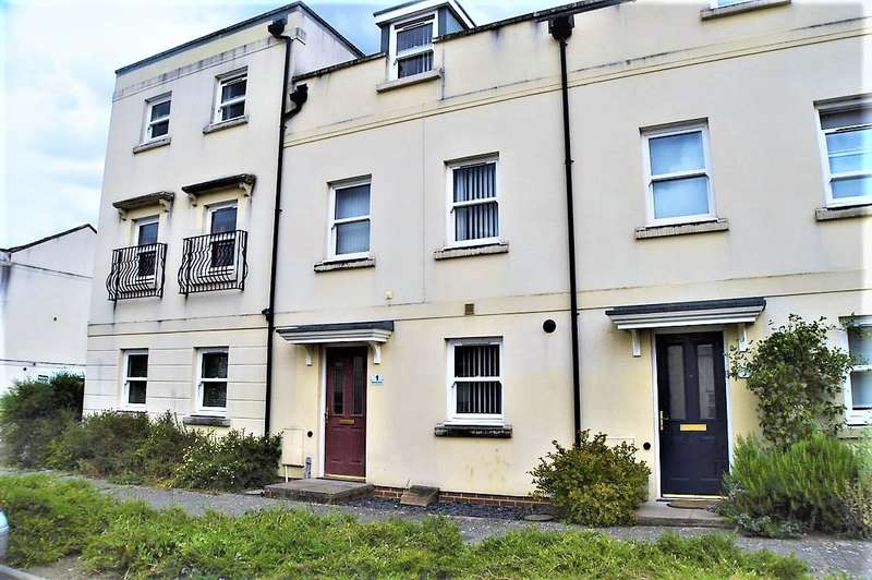 3 Bedrooms Terraced House for sale in BICKNOR DRIVE, GL52