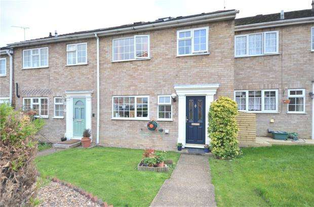 4 Bedrooms Terraced House for sale in Valmeade Close, Hook
