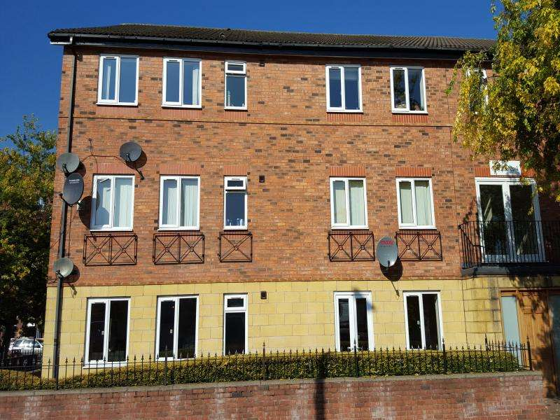 2 Bedrooms Apartment Flat for sale in Liverpool Road, Eccles, Manchester, M30