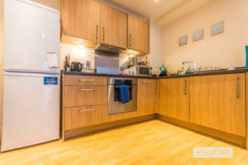 2 Bedrooms Apartment Flat for rent in Cutlass Court, 26 Granville Street, Birmingham