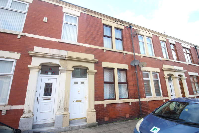 2 Bedrooms Terraced House for sale in Goldfinch Street, Preston