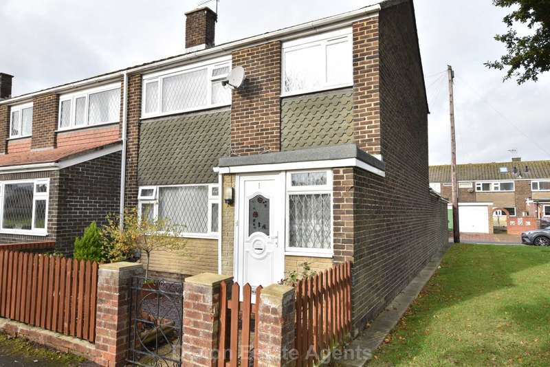 3 Bedrooms End Of Terrace House for sale in Long Drive, Rowner