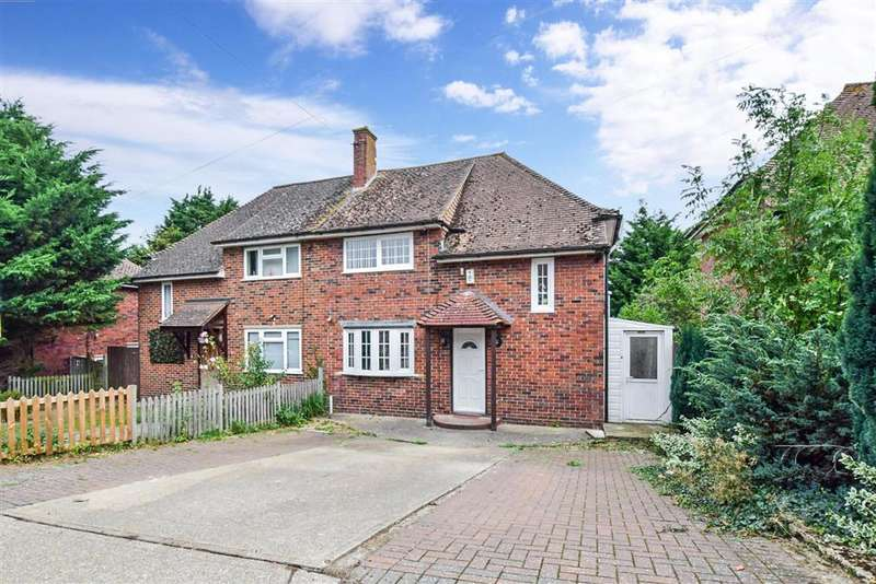 3 Bedrooms Semi Detached House for sale in Dickens Avenue, , Canterbury, Kent