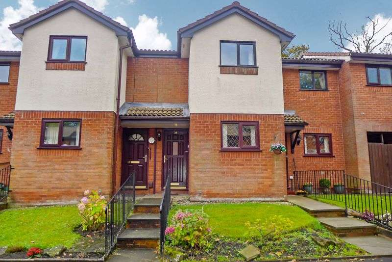 2 Bedrooms Property for sale in Highgrove Close, Astley Bridge - Over 55's property