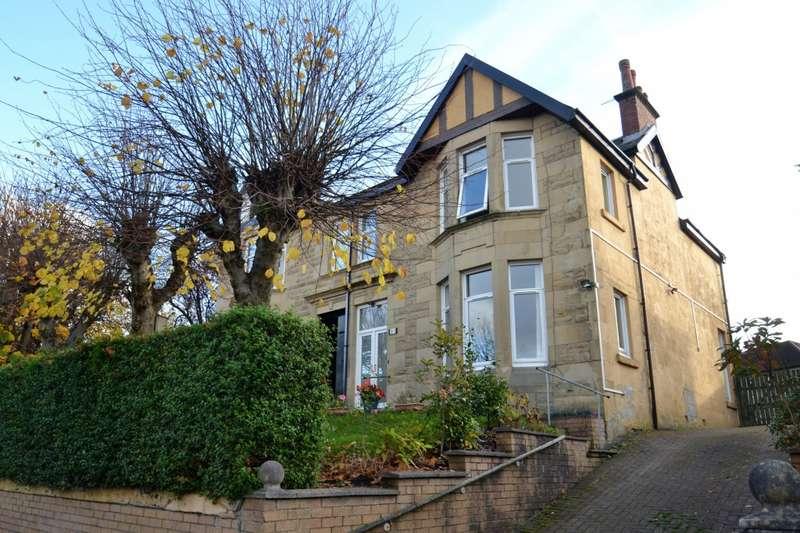 4 Bedrooms Semi Detached House for sale in Berwick Drive, Cardonald, G52