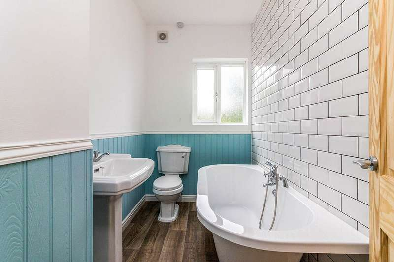 4 Bedrooms House for sale in Springvale Road, Sheffield, South Yorkshire, S10