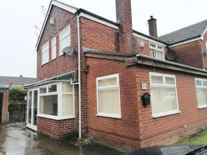 3 Bedrooms Semi Detached House for sale in Carlisle Crescent, Ashton Under Lyne, Tameside, Greater Manchester
