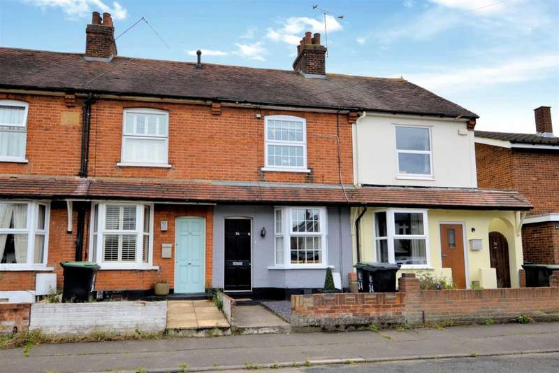 2 Bedrooms Terraced House for sale in James Street, Epping