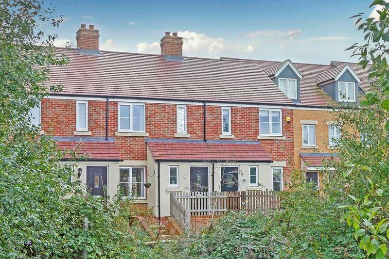2 Bedrooms Terraced House for sale in Peach Blossom Drive, Iwade, Sittingbourne