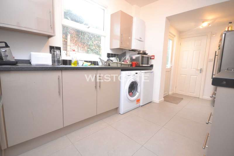 6 Bedrooms Terraced House for rent in Sidmouth Street, Reading