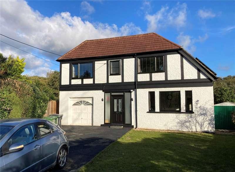 5 Bedrooms Detached House for sale in Hollybrook Park, Bordon, GU35