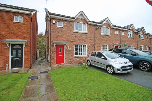 3 Bedrooms End Of Terrace House for sale in Sandwell Avenue, Thornton-Cleveleys, FY5