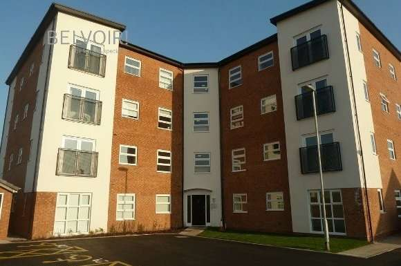 1 Bedroom Property for rent in Ivy Graham Close, Manchester, M40
