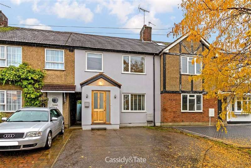 4 Bedrooms Property for sale in Ashley Road, St. Albans, Hertfordshire - AL1 5DA
