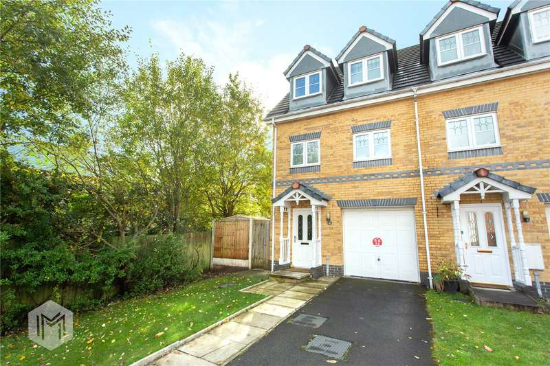 4 Bedrooms Semi Detached House for sale in Engel Close, Ramsbottom, Bury, BL0