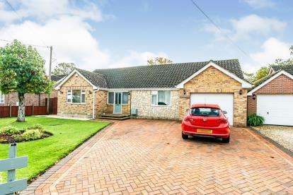 2 Bedrooms Bungalow for sale in Bartley, Hampshire