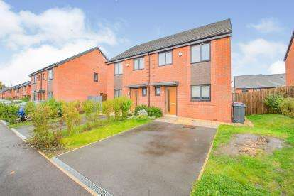3 Bedrooms Semi Detached House for sale in Daisy Street, Salford, Manchester, Greater Manchester