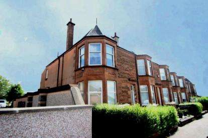 1 Bedroom House for sale in Aitchison Street, Airdrie, North Lanarkshire