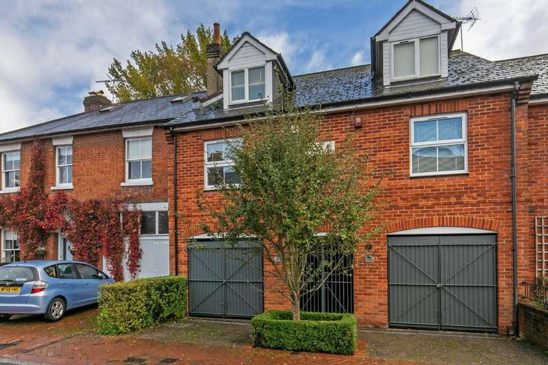 3 Bedrooms Terraced House for sale in Upper Brook Street, Winchester, SO23