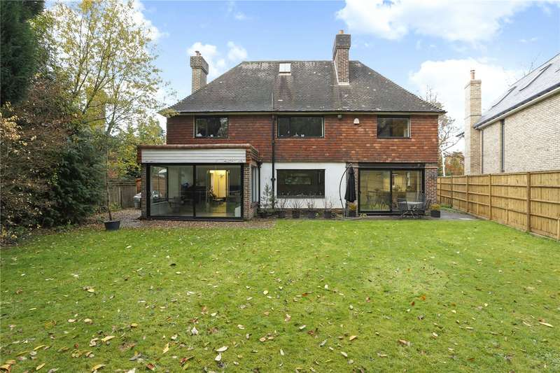 4 Bedrooms Detached House for sale in St. Botolphs Road, Sevenoaks, Kent, TN13
