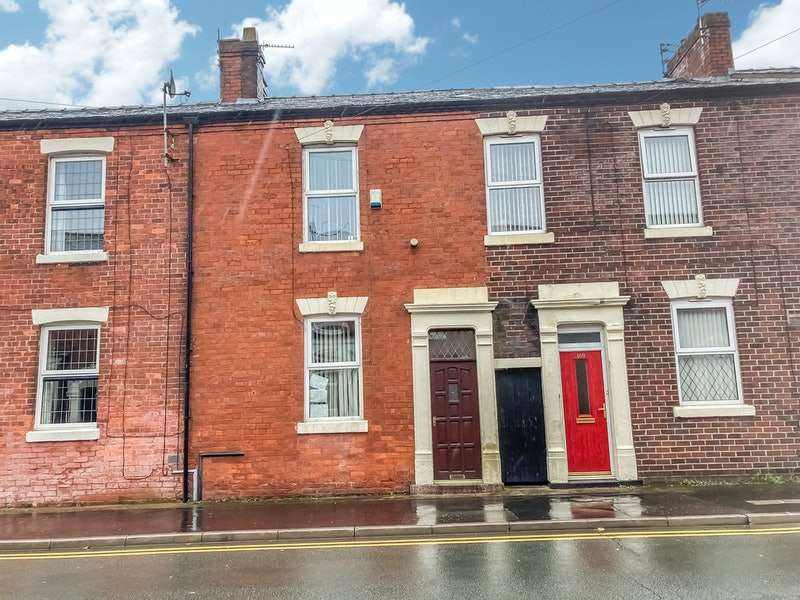 2 Bedrooms Terraced House for sale in Plungington Road, Preston, Lancashire, PR1