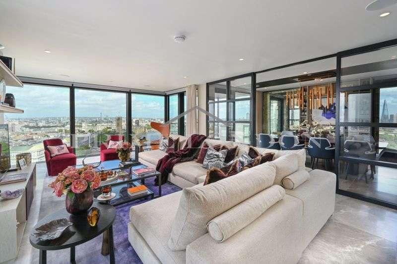 4 Bedrooms Property for sale in The Dumont, 27 Albert Embankment, London