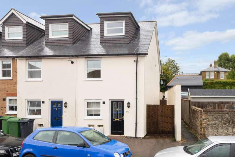 3 Bedrooms End Of Terrace House for rent in Gladstone Road, Penenden Heath, Maidstone, ME14