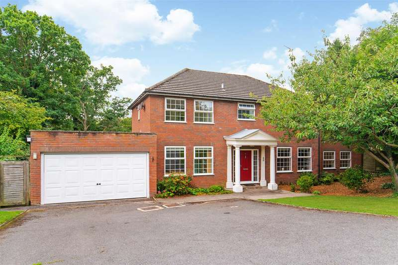 5 Bedrooms Detached House for sale in The Hemmings, Berkhamsted
