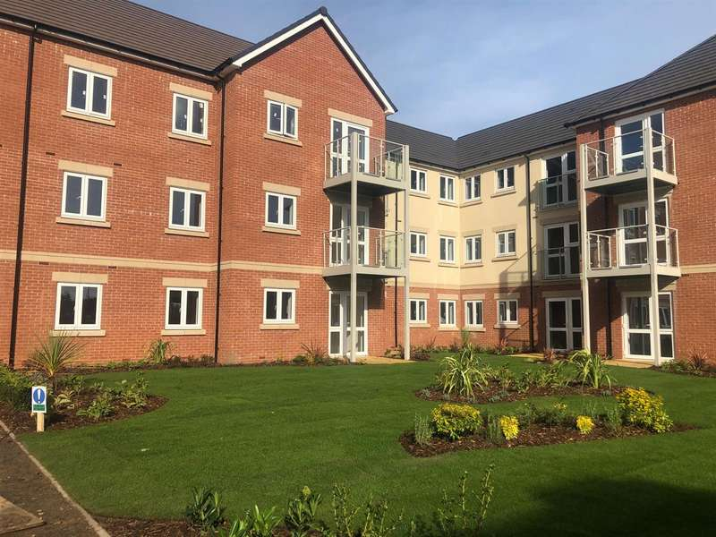 1 Bedroom Retirement Property for sale in Loughborough Road, Quorn, Loughborough