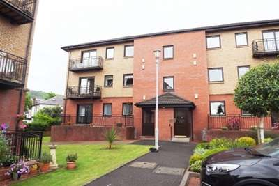 2 Bedrooms Flat for rent in The Moorings, John Campbell St, Gourock