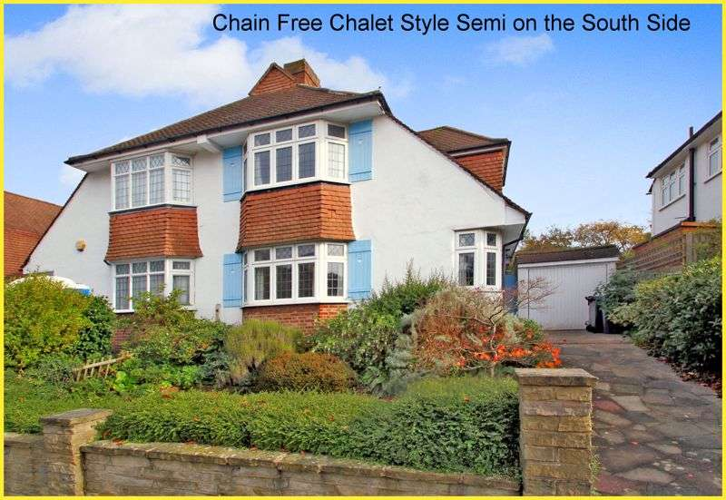 3 Bedrooms Property for sale in Hartland Way, Shirley