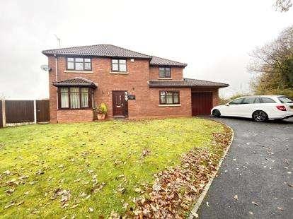 3 Bedrooms Detached House for sale in Longridge Road, Grimsargh, Preston, Lancashire, PR2