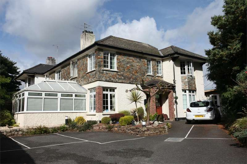 6 Bedrooms Semi Detached House for sale in Penwinnick Road, St Austell, Cornwall