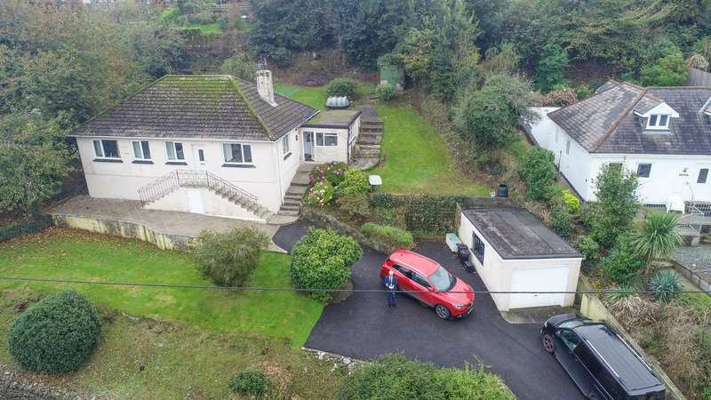 3 Bedrooms Detached Bungalow for sale in Trevarth, Mevagissey, ST AUSTELL, Cornwall