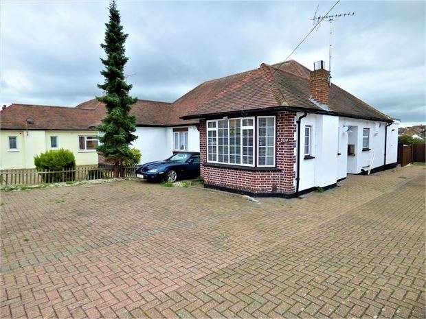 2 Bedrooms Semi Detached Bungalow for sale in Prittlewell Chase, Westcliff on sea, Westcliff on sea, Essex. SS0 0RT
